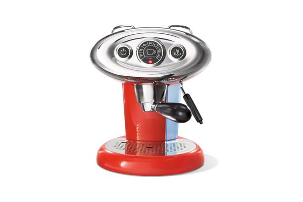 X7.1 Iperespresso ILLY, design Luca Trazzi, per un caffè come al bar