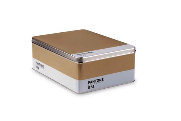 Scatola in metallo - Pantone SELETTI 30x22 cm